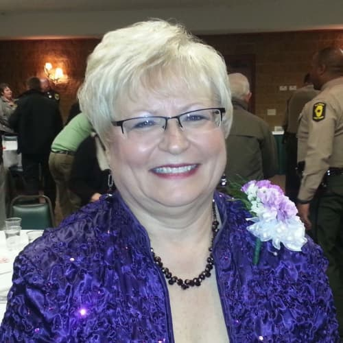 Woman honored for Law Officer of the Yea
